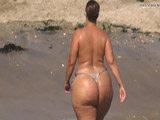 Reife Mädchen mit breiten Hüften nackt